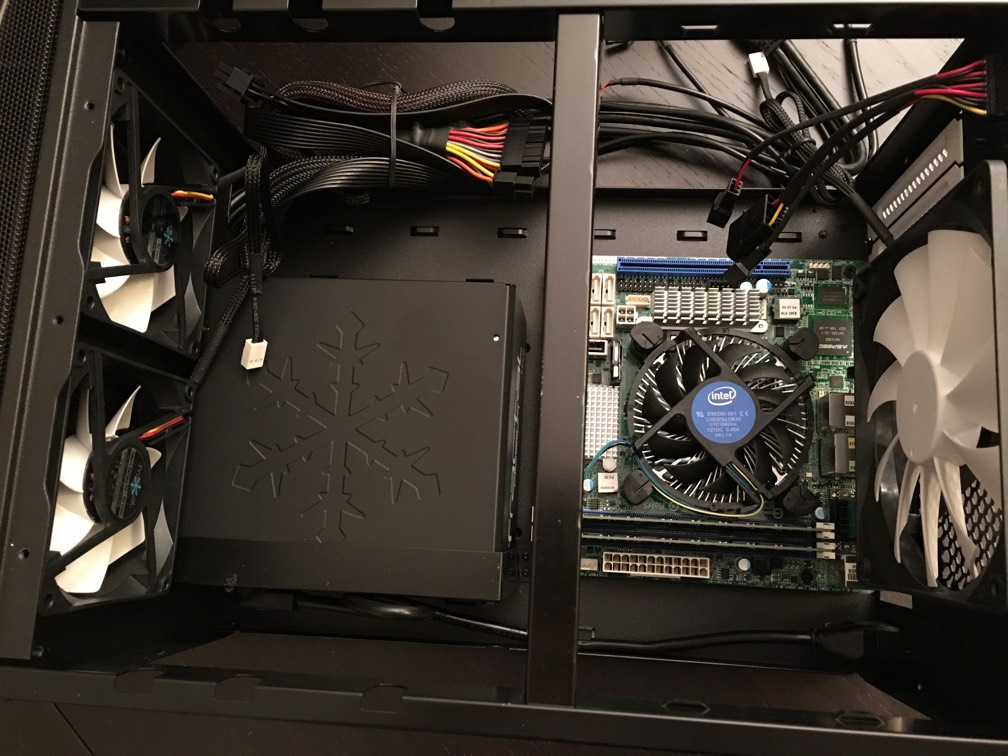 Case With PSU